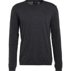 JOOP! LENZ Sweter anthracite. Szare kardigany męskie marki JOOP!, m, z bawełny. W wyprzedaży za 349,30 zł.