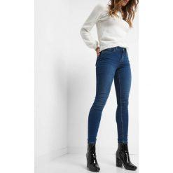 Jeansy skinny. Niebieskie jeansy damskie skinny marki Orsay, z bawełny. Za 89,99 zł.