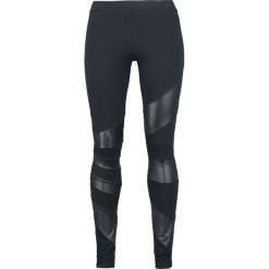 Black Premium by EMP Built For Comfort Legginsy czarny. Czarne legginsy skórzane marki Black Premium by EMP, xl. Za 79,90 zł.