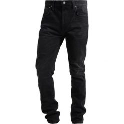 Jeansy męskie regular: Nudie Jeans LEAN DEAN Jeansy Relaxed Fit black star