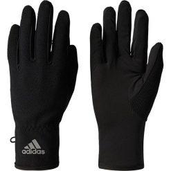 Rękawiczki męskie: Adidas Rękawiczki adidas Run CLMLT Glove S94173 S94173 czarny S – S94173