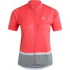 ODLO FUJIN   Tshirt z nadrukiem rot. Czerwone t-shirty damskie Odlo, l, z nadrukiem, z materiału. W wyprzedaży za 209,30 zł.