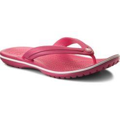 Chodaki damskie: Japonki CROCS - Crocband Flip 11033  Paradise Pink/White