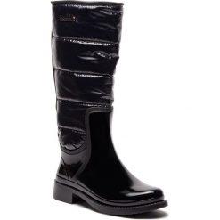 Kalosze KAZAR - Elvira 34807-TS-00 Black. Czarne buty zimowe damskie Kazar, z gumy. Za 469,00 zł.