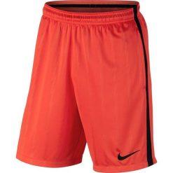Spodenki sportowe męskie: Nike Spodenki męskie M SHORT SQD JAQ KZ pomarańczowe r. XL