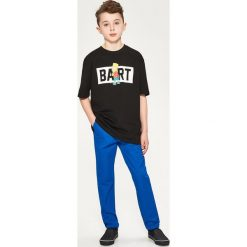 Odzież dziecięca: Spodnie chino - Niebieski