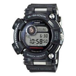 Zegarek Casio Męski  GWF-D1000-1ER G-Shock Frogman czarny. Czarne zegarki męskie CASIO. Za 4875,99 zł.