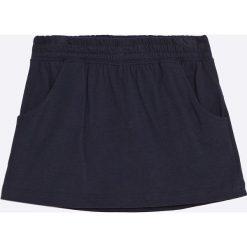 Name it - Spódnica dziecięca 110-164 cm. Czerwone spódniczki dzianinowe marki Name it, l, z nadrukiem, z okrągłym kołnierzem. W wyprzedaży za 27,90 zł.