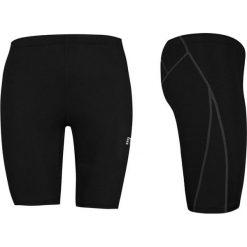 Spodenki sportowe męskie: Newline  Spodenki damskie Base Sprinters – kompresyjne czarne r. S