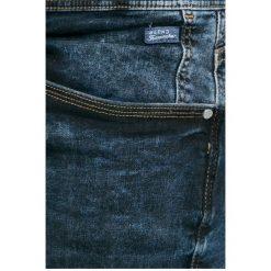 Blend - Jeansy Jet. Niebieskie jeansy męskie slim Blend, z bawełny. W wyprzedaży za 119,90 zł.
