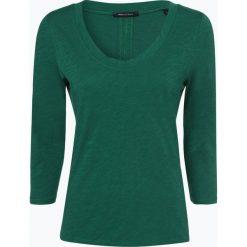 Marc O'Polo - Koszulka damska, zielony. Zielone t-shirty damskie Marc O'Polo, l, z bawełny, polo. Za 139,95 zł.