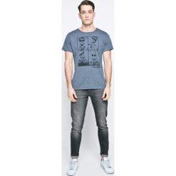 T-shirty męskie z nadrukiem: Andy Warhol by Pepe Jeans – T-shirt Booth