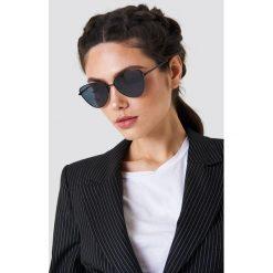 Okulary przeciwsłoneczne damskie: Le Specs Okulary przeciwsłoneczne Echo - Black