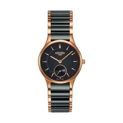 Zegarki damskie: Roamer Ceraline Saphira Small Second 677855 49 55 60 - Zobacz także Książki, muzyka, multimedia, zabawki, zegarki i wiele więcej