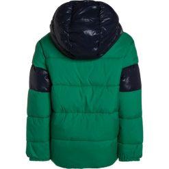 Benetton JACKET Kurtka zimowa green. Zielone kurtki chłopięce zimowe marki Benetton, z materiału. W wyprzedaży za 156,75 zł.