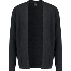 Swetry męskie: Jack & Jones JORBILLY  Kardigan black