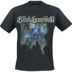 Blind Guardian Follow The Blind T-Shirt czarny. Czarne t-shirty męskie z nadrukiem marki Blind Guardian, m, z okrągłym kołnierzem. Za 79,90 zł.