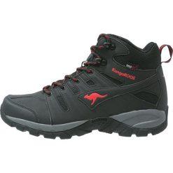 Buty trekkingowe męskie: KangaROOS Buty trekkingowe black/red