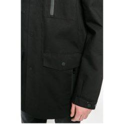 Medicine - Płaszcz Slow Future. Czarne płaszcze na zamek męskie marki MEDICINE, l, z bawełny. W wyprzedaży za 149,90 zł.