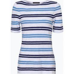 T-shirty damskie: Marc O'Polo – T-shirt damski, niebieski