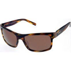 """Okulary przeciwsłoneczne damskie: Okulary przeciwsłoneczne """"CK7742S 238"""" w kolorze brązowym"""