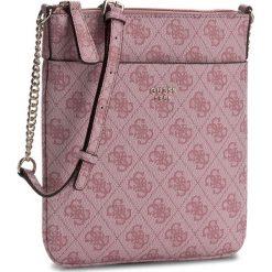 Torebka GUESS - Jolen (SG) Mini-Bag HWSG68 57700 PIN. Czerwone listonoszki damskie marki Guess, z aplikacjami, ze skóry ekologicznej. W wyprzedaży za 219,00 zł.