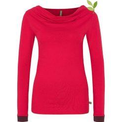 """Bluzki asymetryczne: Koszulka """"Golda"""" w kolorze różowym"""