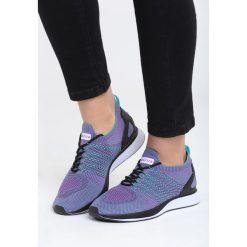 Fioletowe Buty Sportowe Lush Life. Fioletowe buty sportowe damskie Born2be, z tworzywa sztucznego. Za 89,99 zł.