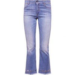 Sportmax Code PAPPINO Jeansy Bootcut chiaro used. Niebieskie jeansy damskie bootcut marki bonprix. W wyprzedaży za 534,50 zł.