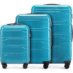 Walizki: 56-3P-88S-95 Zestaw walizek