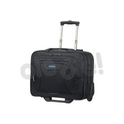 Walizki: American Tourister At Work Rolling Tote 15,6″ (czarny)