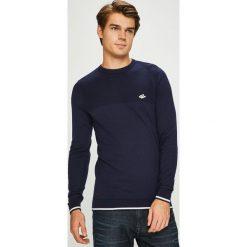 Le Shark - Sweter. Niebieskie swetry klasyczne męskie marki Reserved, l, z okrągłym kołnierzem. Za 139,90 zł.