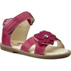 Sandały dziewczęce: Sandały NELLI BLU – C16SS171-18 Różowy Ciemny