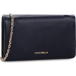 Torebka COCCINELLE - CDA Sibilla E1 CDA 19 02 01 Bleu B11. Niebieskie torebki klasyczne damskie Coccinelle, ze skóry. W wyprzedaży za 729,00 zł.