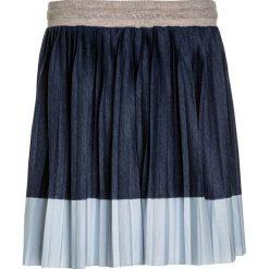 Spódniczki: Scotch R'Belle PLEATED MIDI SKIRT Spódnica plisowana dark blue