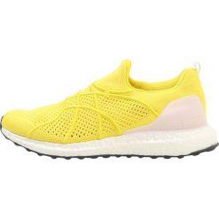 Buty do biegania damskie: adidas by Stella McCartney ULTRA BOOST UNCAGED Obuwie do biegania treningowe vivid yellow/white