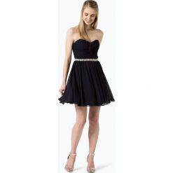 Sukienki: Marie Lund – Damska sukienka koktajlowa, niebieski