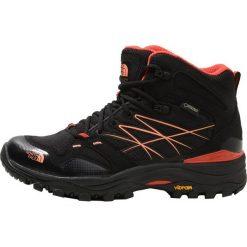 The North Face MID GTX Buty trekkingowe black/firebirdred. Czarne buty zimowe damskie The North Face. W wyprzedaży za 479,20 zł.