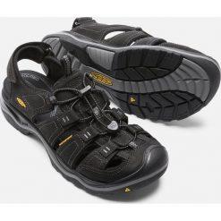 Sandały męskie: Keen Sandały męskie Rialto czarne r. 41 (101467)