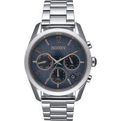 Biżuteria i zegarki damskie: Zegarek damski Navy Rose Gold Nixon Bullet Chrono 36 A9492195