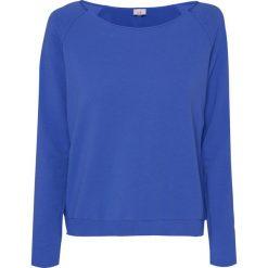 Bluza DEHA DANCE Niebieski. Bluzy sportowe damskie Deha, l, w koronkowe wzory, z dzianiny. Za 126,00 zł.