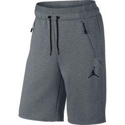 Spodenki i szorty męskie: Nike Szorty męskie Jordan Icon Short szary r. S (809471 065)