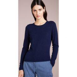 FTC Cashmere CREW NECK Sweter nautica. Niebieskie swetry klasyczne damskie FTC Cashmere, m, z kaszmiru. Za 749,00 zł.