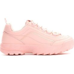 Różowe Sneakersy Get This. Czerwone sneakersy damskie marki vices. Za 89,99 zł.
