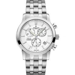 Biżuteria i zegarki męskie: Zegarek Atlantic Męski Sealine 62455.41.21 Chronograf