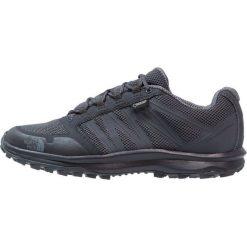 The North Face LITEWAVE FP GTX  Obuwie hikingowe phantom grey/black. Szare buty trekkingowe męskie The North Face, z materiału, outdoorowe. W wyprzedaży za 303,20 zł.