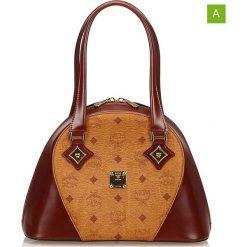 Torebki klasyczne damskie: Skórzana torebka w kolorze brązowym – 20 x 26 x 12 cm