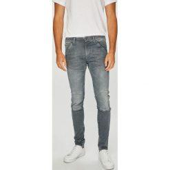 G-Star Raw - Jeansy. Szare jeansy męskie skinny marki G-Star RAW. W wyprzedaży za 499,90 zł.