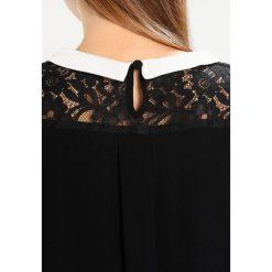 Bluzki asymetryczne: NAF NAF HOUSSIE Bluzka noir