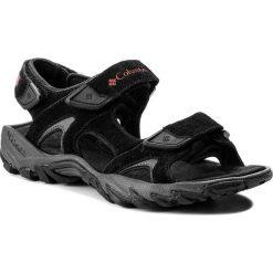 Sandały męskie: Sandały COLUMBIA – Santiam 3 Strap BM4625 Black/Mountain Red 010